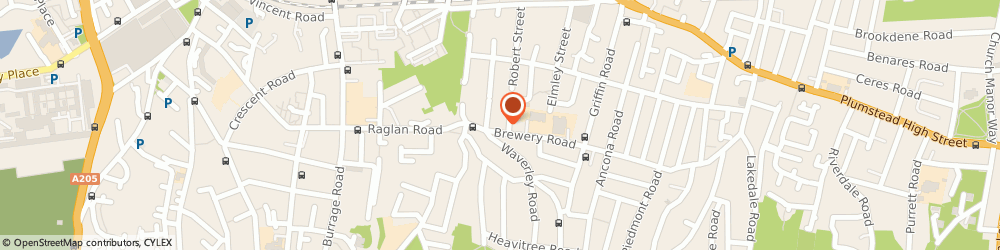 Route/map/directions to D J Building Supplies, SE18 7PS London, 11 Brewery Road