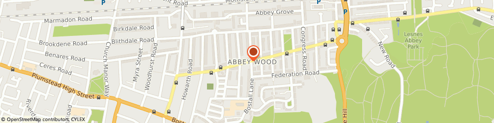 Route/map/directions to Locksmith Abbey Wood, SE2 0BS London, 115 Mcleod Road;Abbey Wood;Greater
