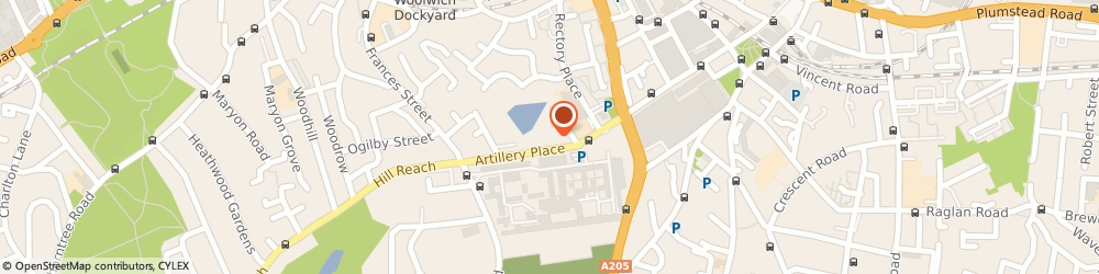 Route/map/directions to Motability Scheme at W J King Vauxhall Woolwich, SE18 4AB London, 40 Artillery Place