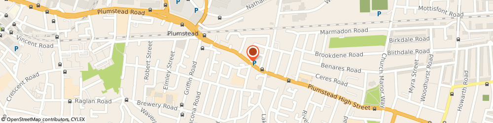 Route/map/directions to Eclipse, SE18 1SL London, 90 Plumstead High Street