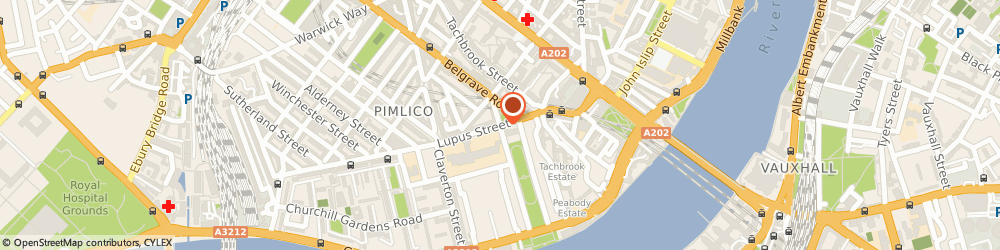 Route/map/directions to E H S Realtime Ltd, W1V 6EH London, 7 SOHO SQUARE