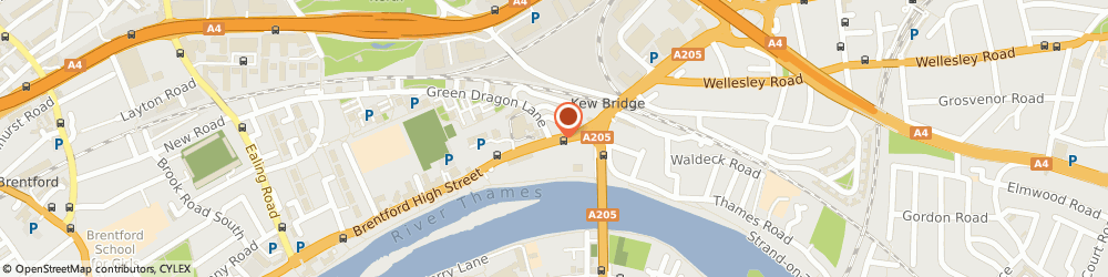 Route/map/directions to Autobar Group Ltd, TW8 0DY Brentford, AUTOBAR HOUSE, 41-42 KEW BRIDGE ROAD
