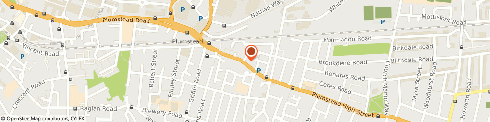 Route/map/directions to Edwards Estate Agents, SE18 1SB London, 63A Plumstead High St