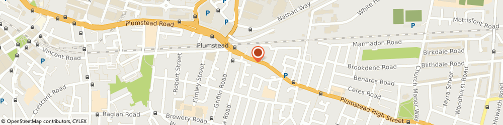 Route/map/directions to Good Neighbours Estates, SE18 1SL London, 26 - 28 Plumstead High Street