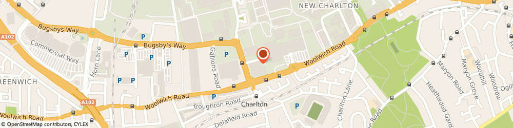 Route/map/directions to Safestore Self Storage Charlton, SE7 7RU London, Anchor and Hope Lane