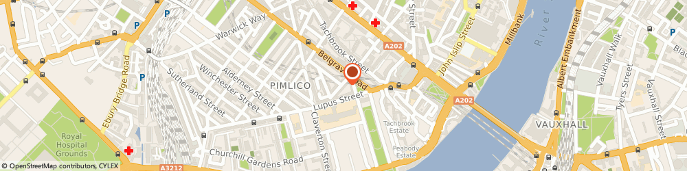 Route/map/directions to Victoria Windsor, SW1V 2NY London, 41 Moreton St