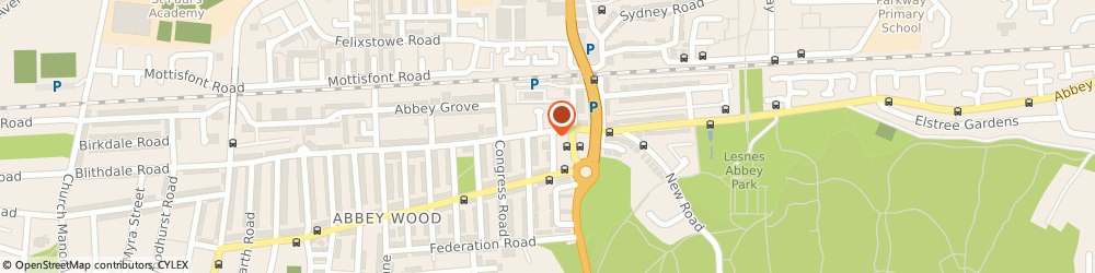 Route/map/directions to INDEX CARE LIMITED, SE2 9NW London, 88 Abbey Wood Rd