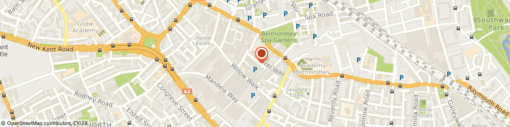 Route/map/directions to Go Cleaners London, SE1 5XW London, Curtis St