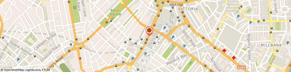 Route/map/directions to Clinical Psychologist - Dylan Lopich, SW1W 9TR London, 142 Buckingham Palace Road