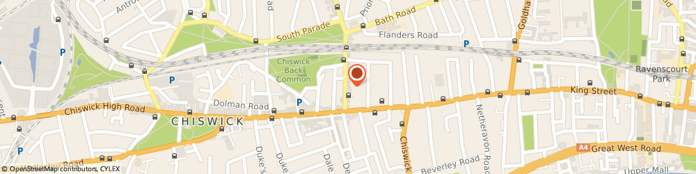 Route/map/directions to White Stuff Clothing Store London, W4 1QP London, 34-38 Turnham Green Terrace