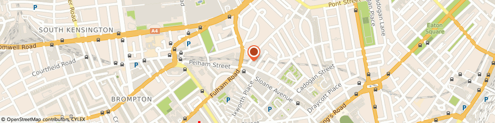 Route/map/directions to CHANEL, SW3 2JL London, 200 Walton Street