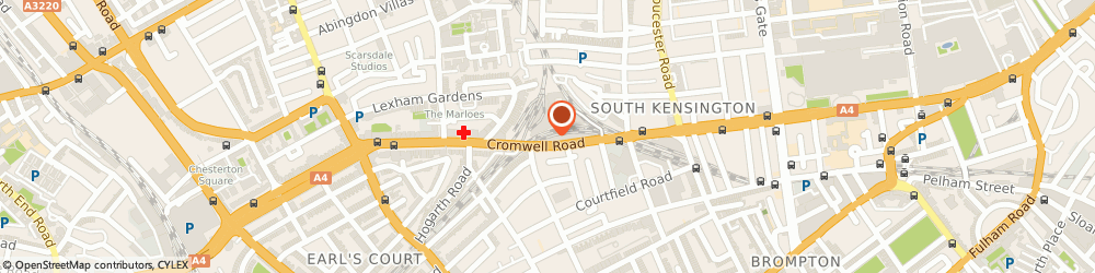 Route/map/directions to Capa International Education Foundation, SW7 4EF London, 146-148 CROMWELL ROAD