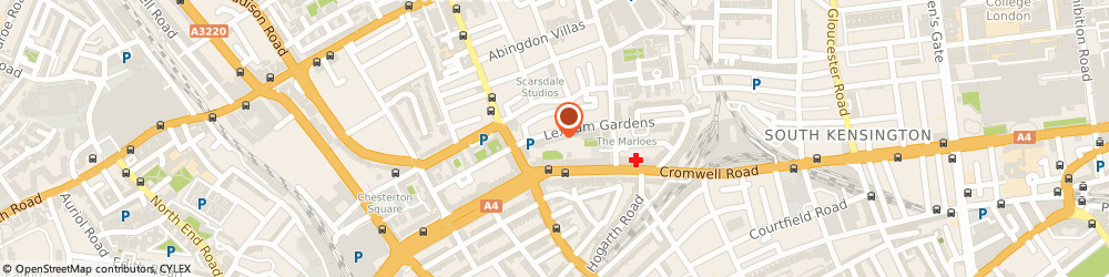 Route/map/directions to 83 Lexham Gardens Residents Management Limited, W8 6JN London, 83 LEXHAM GARDENS