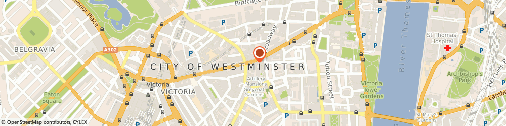 Route/map/directions to Adkins Consultants Ltd, SW1H 0HW London, 83 Victoria Street