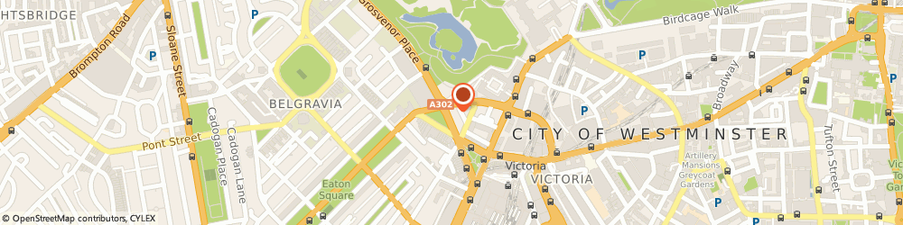 Route/map/directions to Leila Catering & Hospitality Services, W5 3NN London, 5 Grosvenor Parade
