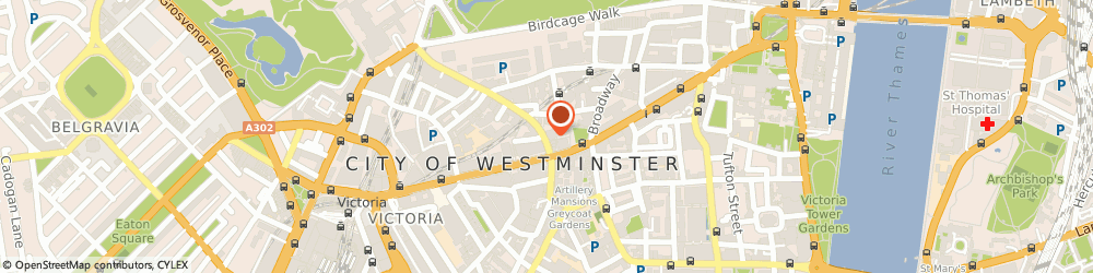 Route/map/directions to Lupus Capital, SW1E 6AS London, 65 BUCKINGHAM GATE