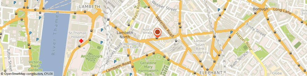 Route/map/directions to Ms Ann Buchan - Psychotherapist, SE1 7QY London, 607 The Chandlery , 50 Westminster Bridge Road