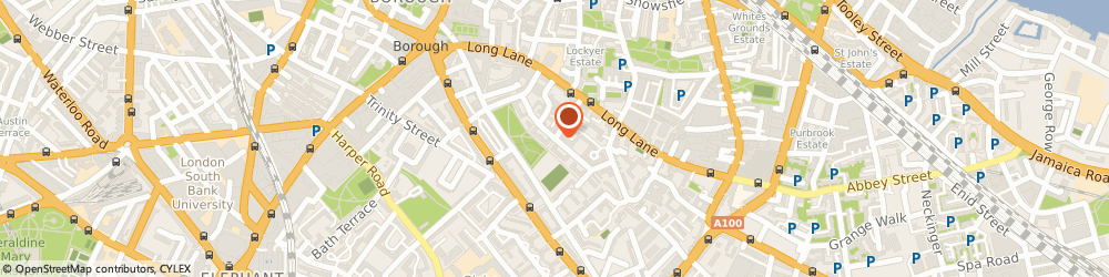 Route/map/directions to Fine Coatings Limited, SE1 4DN London, 3 Manciple St
