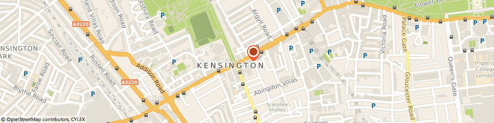 Route/map/directions to Banham Security – Kensington Locksmiths, W8 6SF London, 233-235 Kensington High Street