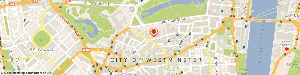Route/map/directions to Crown, SW1E 6PE London, 1 Buckingham Gate