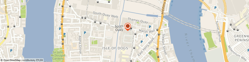 Route/map/directions to Osborne Training, E14 9GE London, 5 Harbour Exchange Square