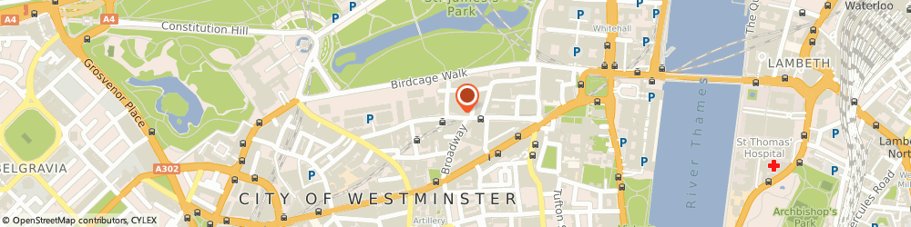 Route/map/directions to Indepen Ltd, SW1H 0RG London, 50 Broadway