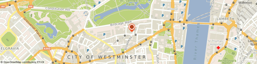 Route/map/directions to Legal Processing (Uk) Limited, SW1H 0RG London, 5th Floor, 50 Broadway