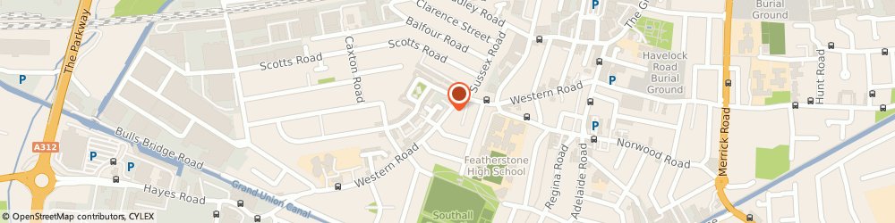 Route/map/directions to Warm Start Limited, UB2 5EA Southall, 104 WESTERN ROAD
