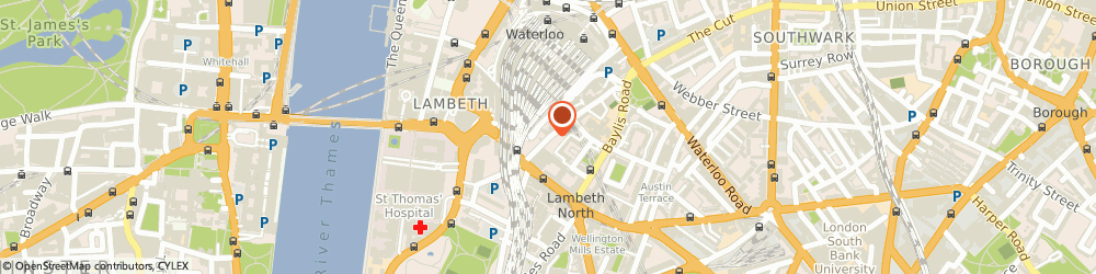 Route/map/directions to Locksmith Waterloo, SE1 7RG London, 43-45, Lower Marsh