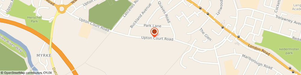 Route/map/directions to Upton Mobile Welding Services, SL3 7LU Slough, UPTON COURT FARM, UPTON COURT ROAD