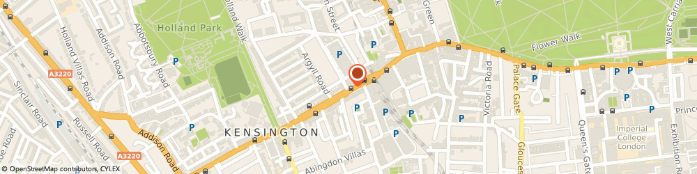 Route/map/directions to Altimus, W8 7RL London, 138 Kensington High St