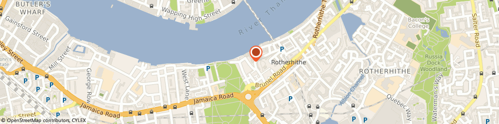 Route/map/directions to The International Governance and Risk Institute, SE16 4JD London, Elephant Ln, Unit 4, Ivory Wharf