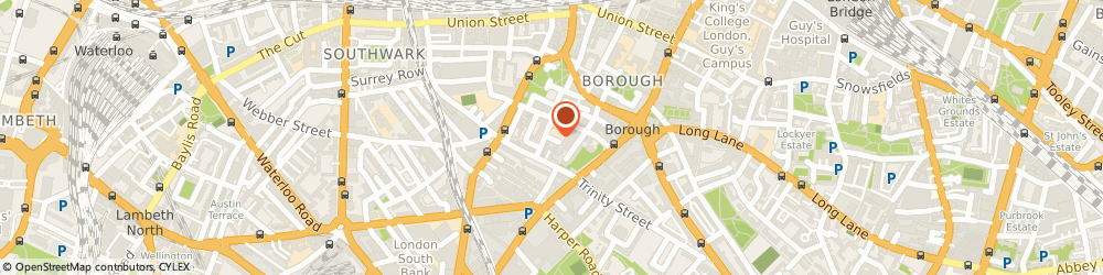 Route/map/directions to Arc Electrical, SE1 1PN London, UNIT 9 PICKWICK STREET