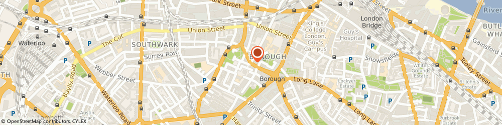 Route/map/directions to BE Offices, SE1 1EP London, 3 Marshalsea Road