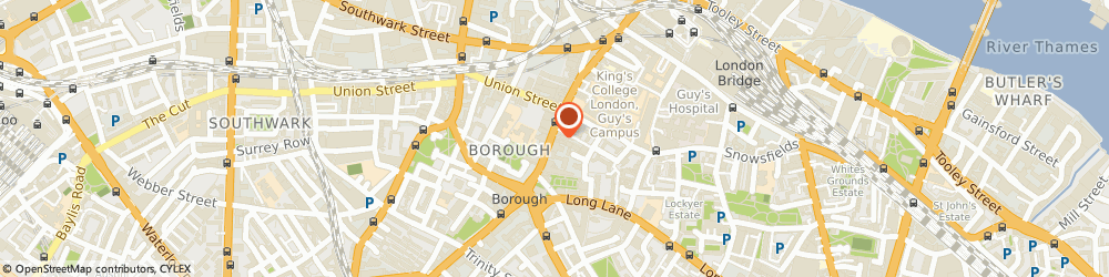 Route/map/directions to William James Therapy, SE1 1HR London, Delta House, 175-177 Borough High Street