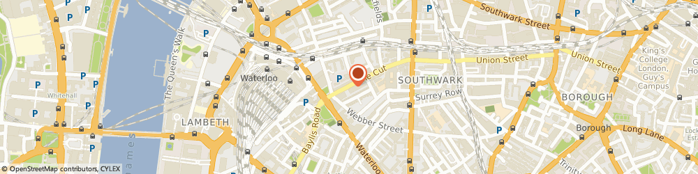 Route/map/directions to Dress 2 Kill, SE1 8LL London, 81 The Cut