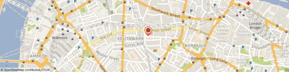 Route/map/directions to Lime Consultancy - Business Finance, SE1 0BL London, 60 Great Suffolk Street