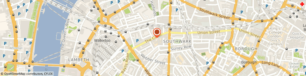 Route/map/directions to Local Locksmith Waterloo, se1 8lf London, 64 The Cut,