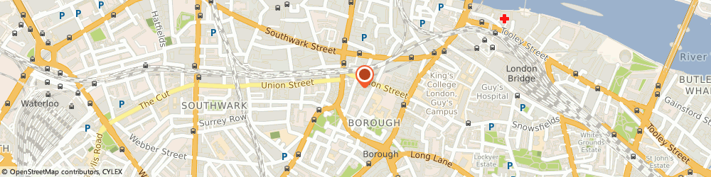 Route/map/directions to Columns, SE1 1EU London, 56 Ayres Street