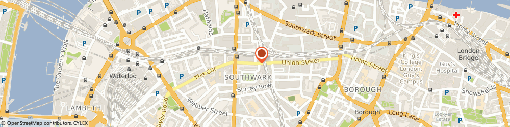 Route/map/directions to Brandnation, SE1 1SD London, 33 Union St