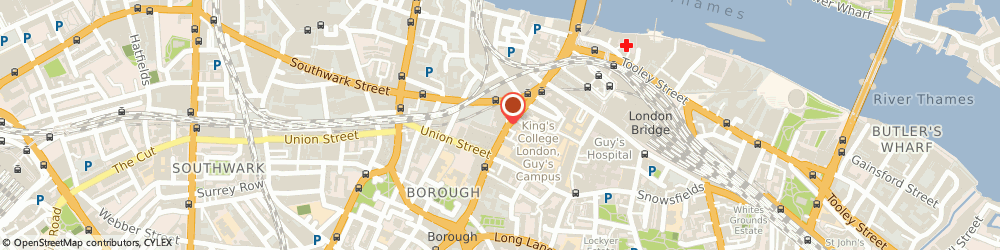 Route/map/directions to Ola Leslie Solicitors LLP, SE1 1XF London, 60 Borough High Street