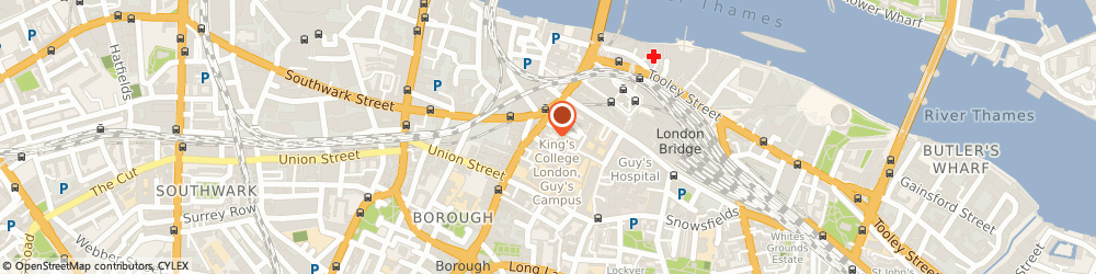 Route/map/directions to CEC Currency Exchange Corporation London, SE1 1NH London, George House 83 Borough High Street