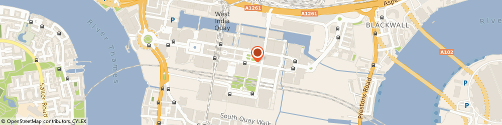 Route/map/directions to Cecil Gee, E14 5AH London, Unit 27 Canada Square