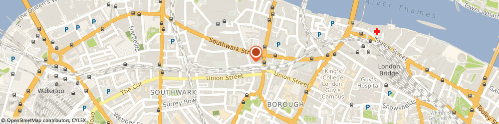 Route/map/directions to This Is Embrace, SE1 0HS London, 30 Great Guildford St