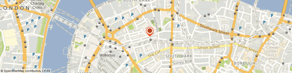 Route/map/directions to Max Locks, SE1 8SS London, Roupell Street