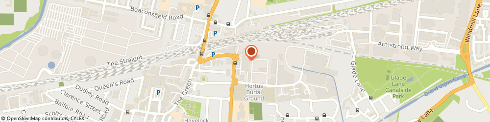 Route/map/directions to Top Gift Ltd, UB2 4AB Southall, Unit K3, Middlesex Business Centre, Bridge Road