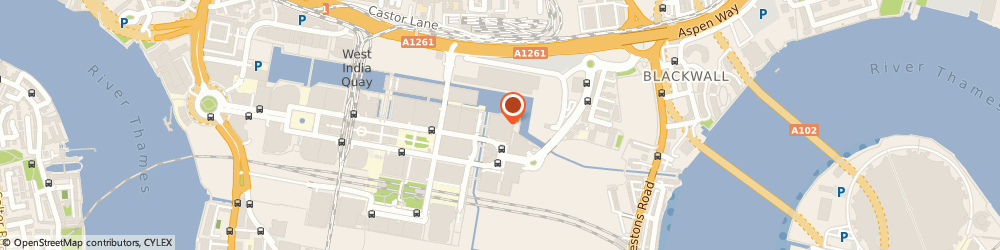 Route/map/directions to Bgc Brokers L.p., E14 5RD London, 1 Churchill Place