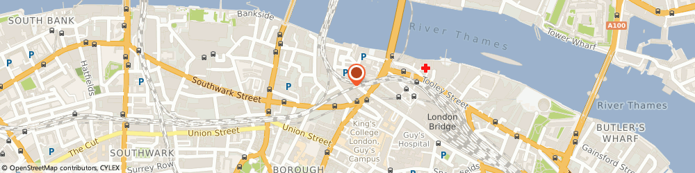 Route/map/directions to Turnips Distributing Ltd, SE1 9AH London, 43 Borough High St