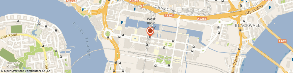 Route/map/directions to English Tailoring, E14 4PZ London, Canary Wharf, 14 S Colonnade