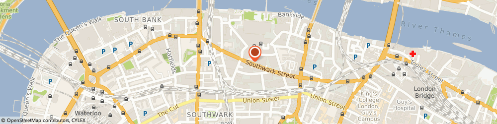 Route/map/directions to Less Bounce, SE1 0HX London, 89 SOUTHWARK STREET